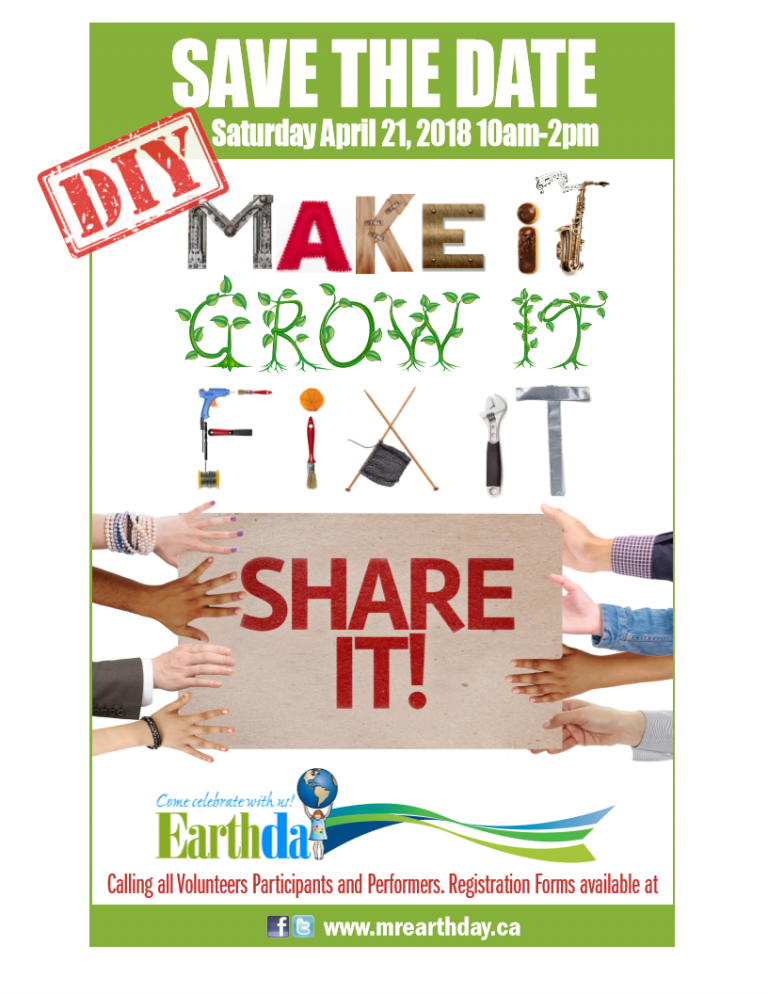 Earth Day & Haney Farmers Market in Maple Ridge