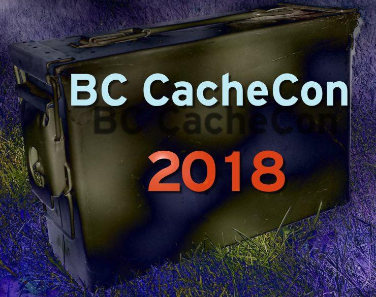 BC CacheCon 2018 in Richmond