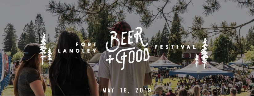 Fort Langley Beer & Food Festival 2019 in Langley