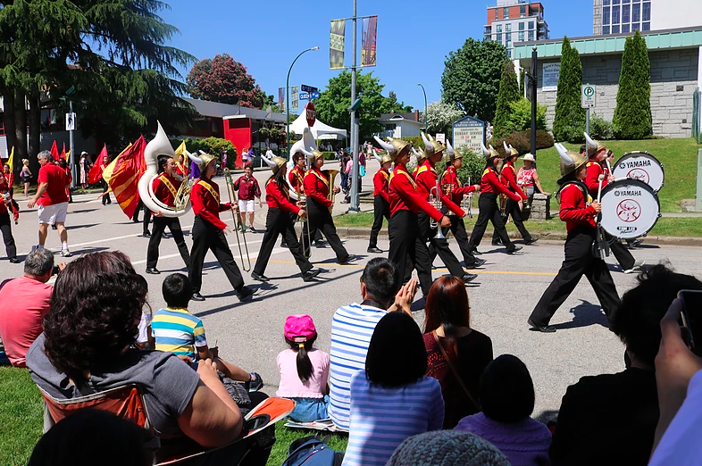 The Hyack Festival Week in New Westminster