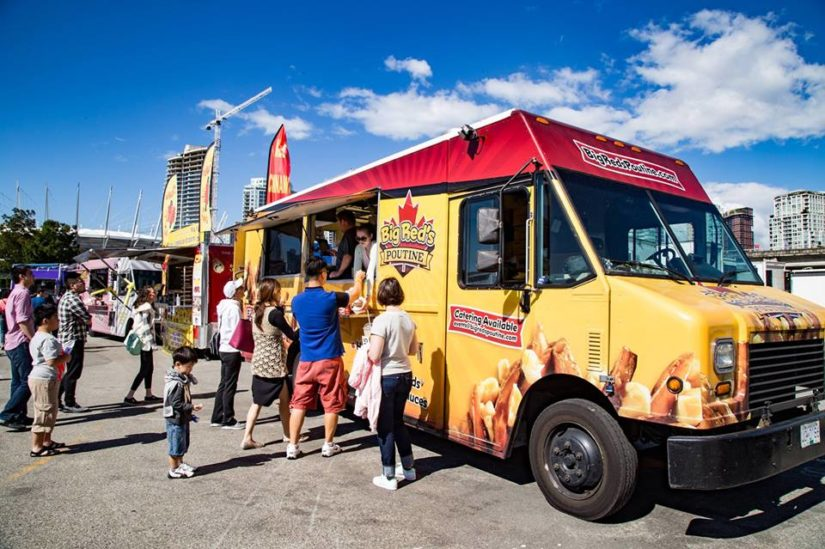 Coquitlam Food Truck Festival in Port Coquitlam