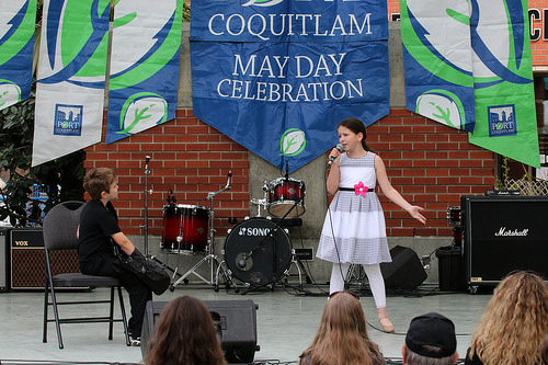 May Days in Port Coquitlam