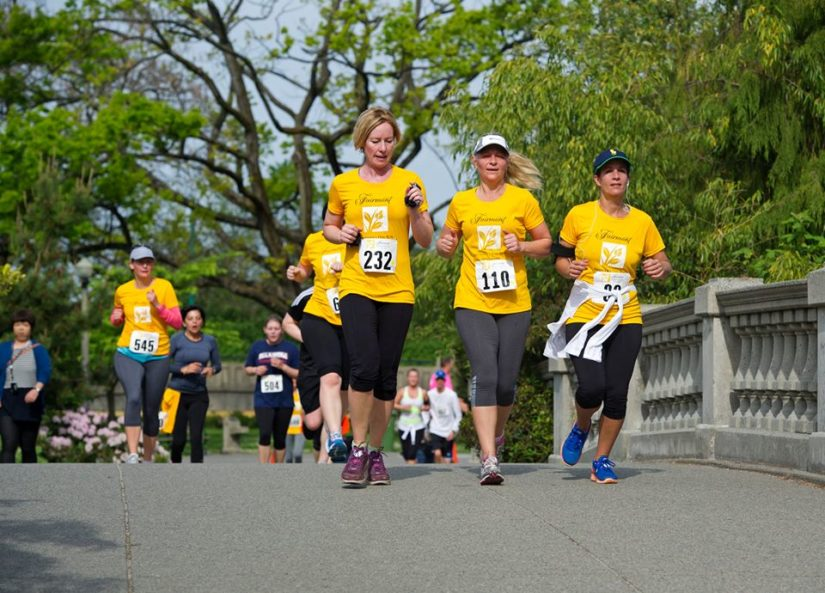 Mother's Day Run Vancouver in Vancouver