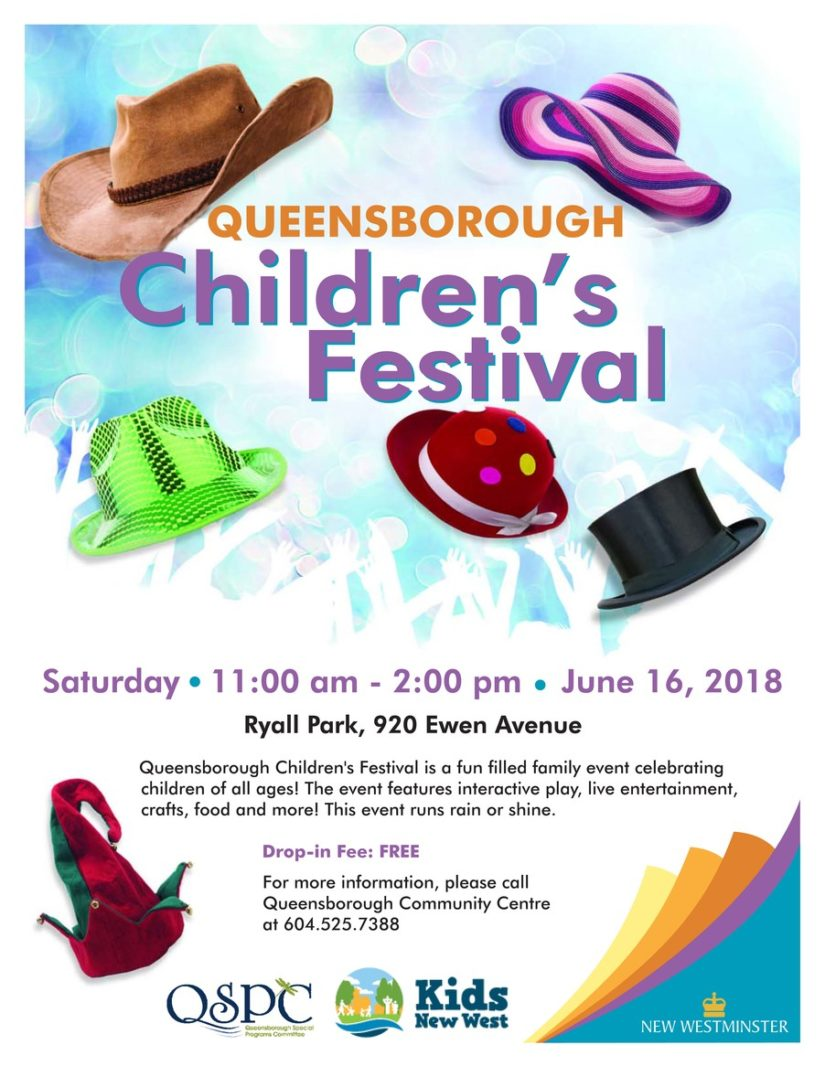Queensborough Children's Festival in New Westminster