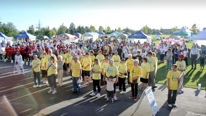 Surrey Relay For Life in Surrey