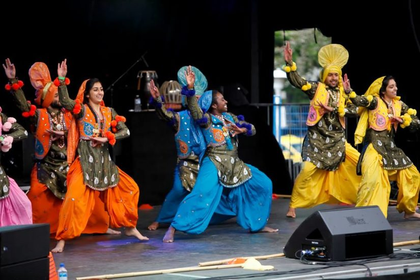 City of Bhangra Festival 2018 in Vancouver