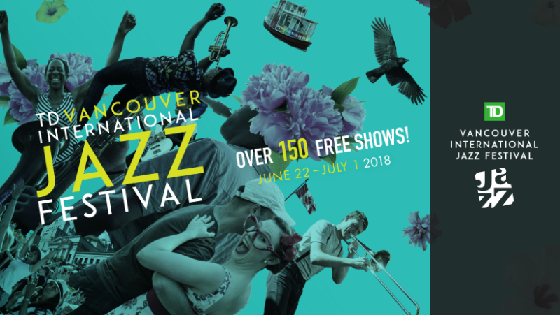 33rd TD International Jazz Festival in Vancouver
