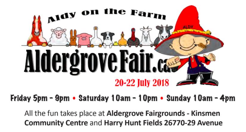 Aldergrove Fair Days in Aldergrove
