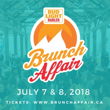 Brunch Affair Food Festival 2018 in North Vancouver