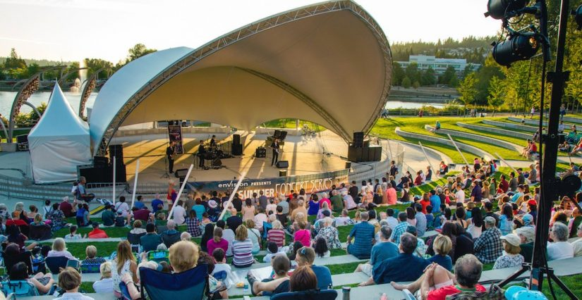 Summer Concert Series in Coquitlam