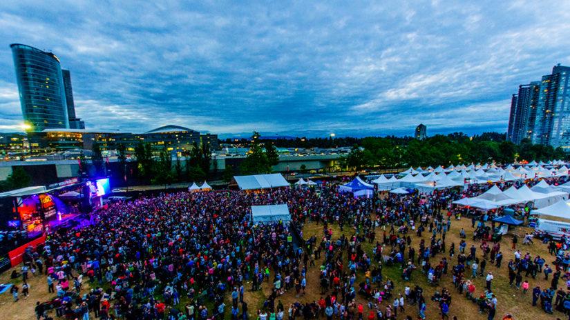Fusion Festival in Surrey