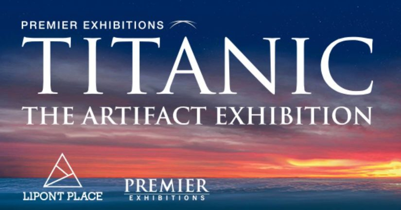 Titanic: The Artifact Exhibition at Lipont Place in Richmond