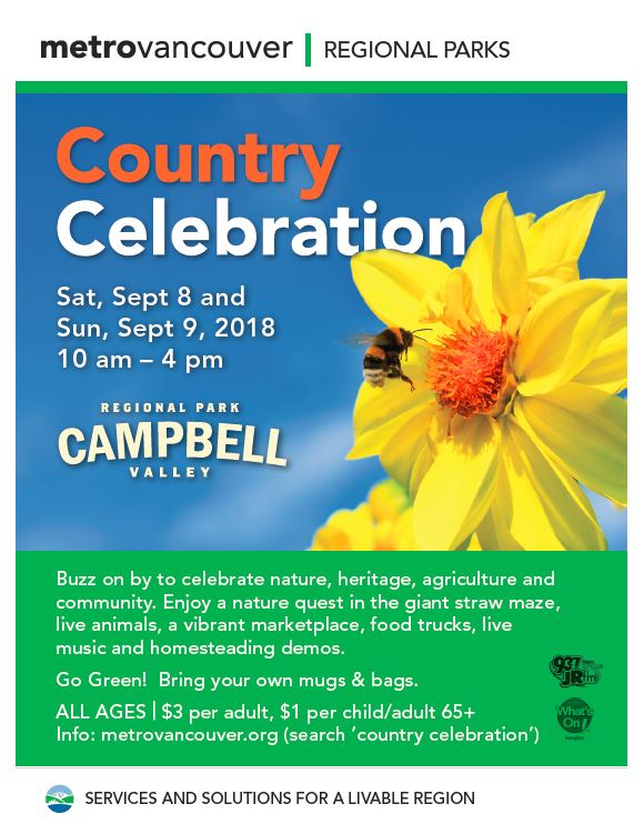 Country Celebration in Langley