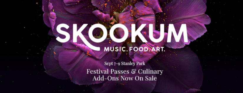Vancouver SKOOKUM Music Festival 2018 in Vancouver