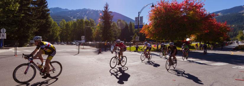 RBC GranFondo Whistler 2018 in Whistler