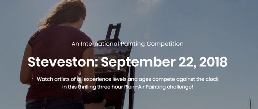 Grand Prix of Art Steveston 2018 in Richmond