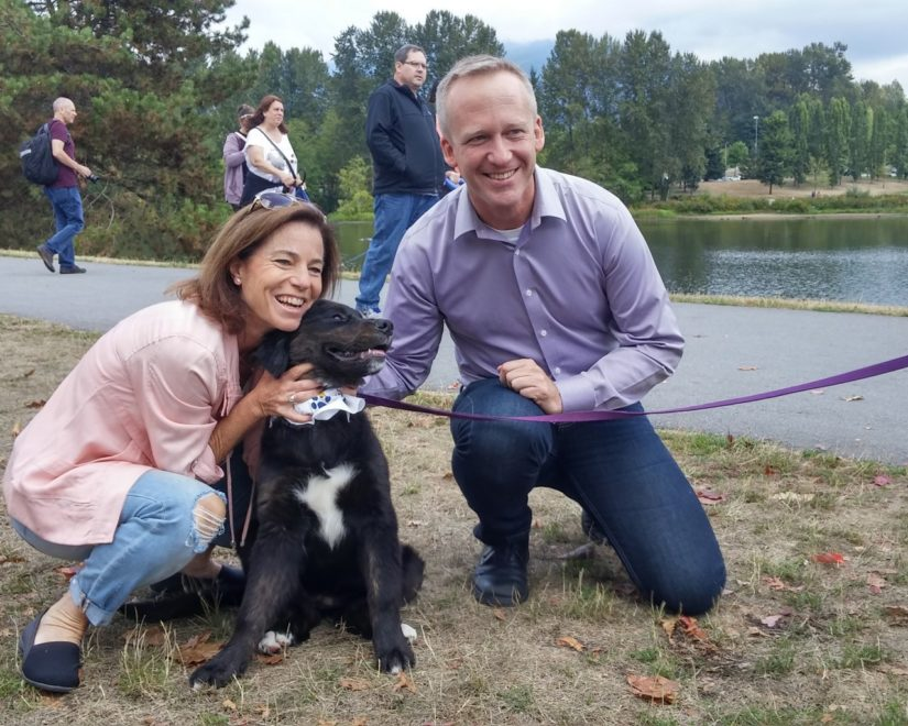 BC SPCA Paws for a Cause 2018 in Coquitlam