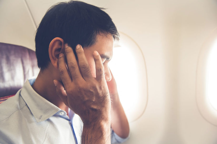 Can Flying Give Me a Toothache?