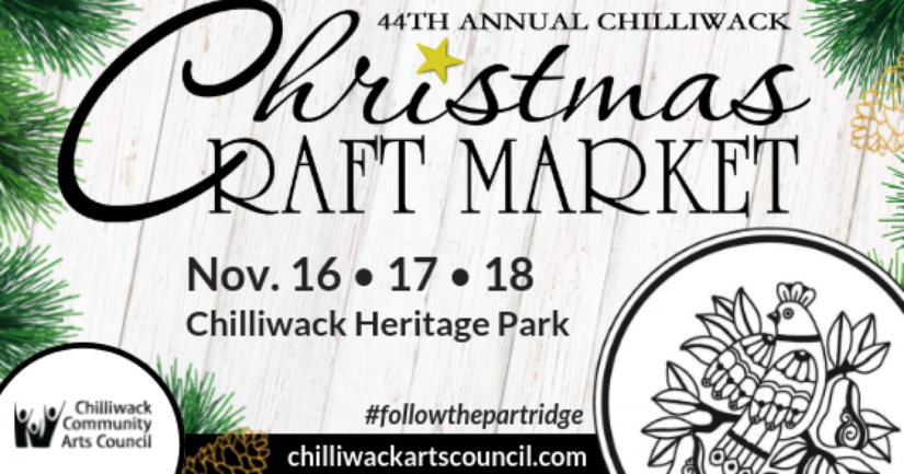 44th Annual Chilliwack Christmas Craft Market in Chilliwack