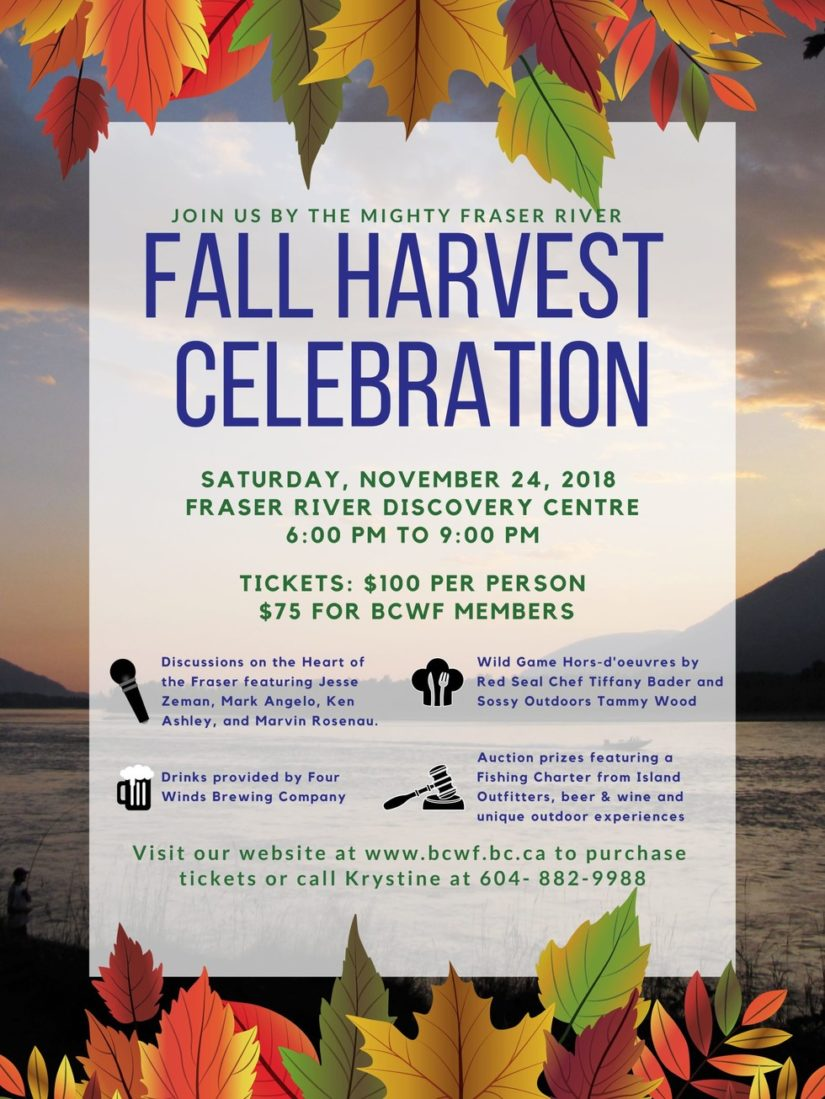 Fall Harvest Celebration 2018 in New Westminster