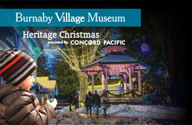 Heritage Christmas 2018 in Burnaby