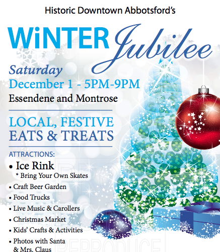 29th Annual Abbotsford Winter Jubilee in Abbotsford