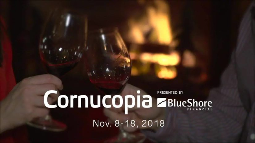 Cornucopia 2018 in Whistler