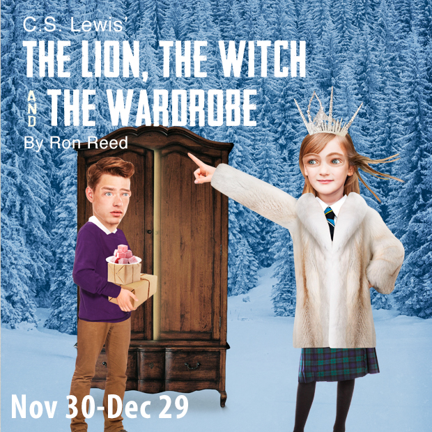 The Lion, the Witch and the Wardrobe 2018 in Burnaby