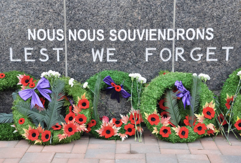 Remembrance Day – Why We Remember