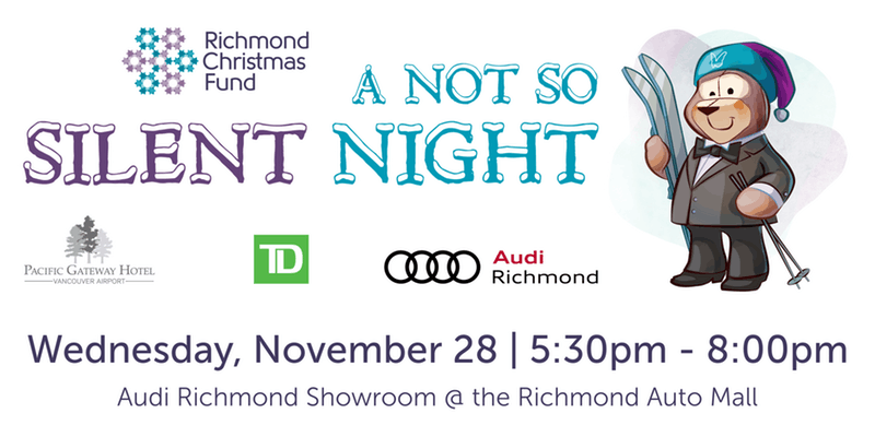 Richmond Christmas Fund: A Not So Silent Night in Richmond