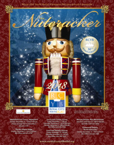 Royal City Youth Ballet presents The Nutcracker
