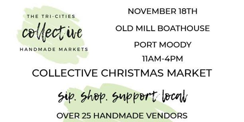 Tri-Cities Collective Craft Market in Port Moody