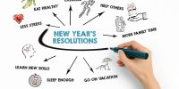 Keeping New Year's Resolutions Is As Easy As 1,2,3!