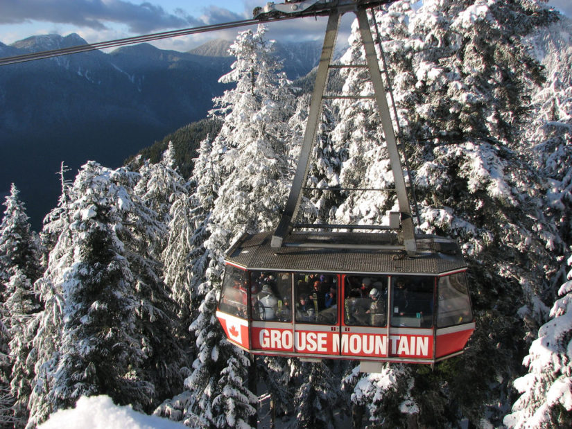 Family Day at Grouse Mountain 2019 in North Vancouver