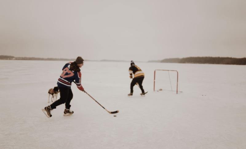 Rogers Hometown Hockey Whistler 2019 in Whistler
