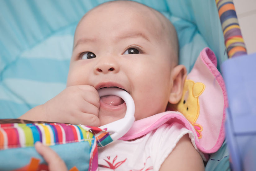 Making the Teething Process More Comfortable for Your Baby