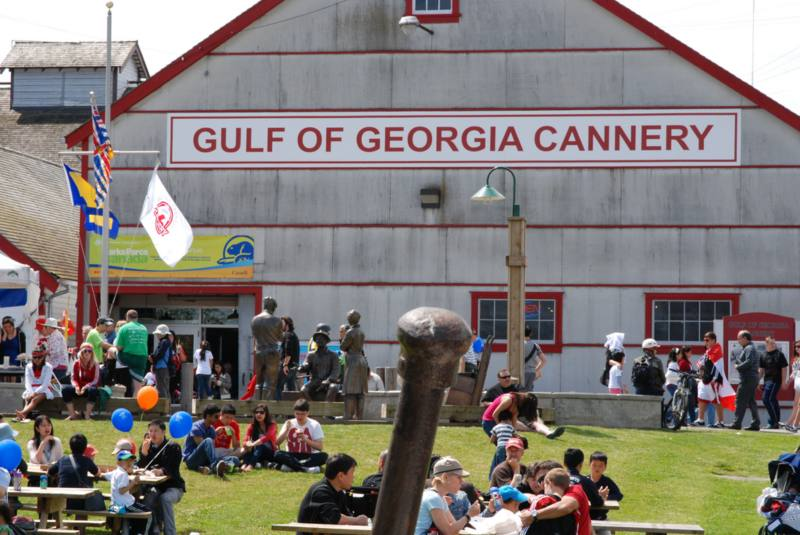 Gulf of Georgia Cannery Family Day 2019 in Richmond