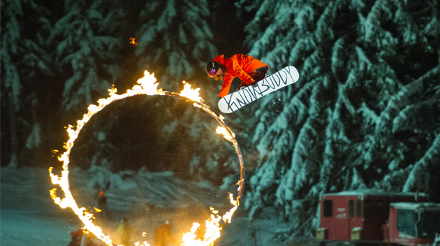 Whistler Blackcomb's Fire & Ice Show Winter 2018/2019 in Whistler