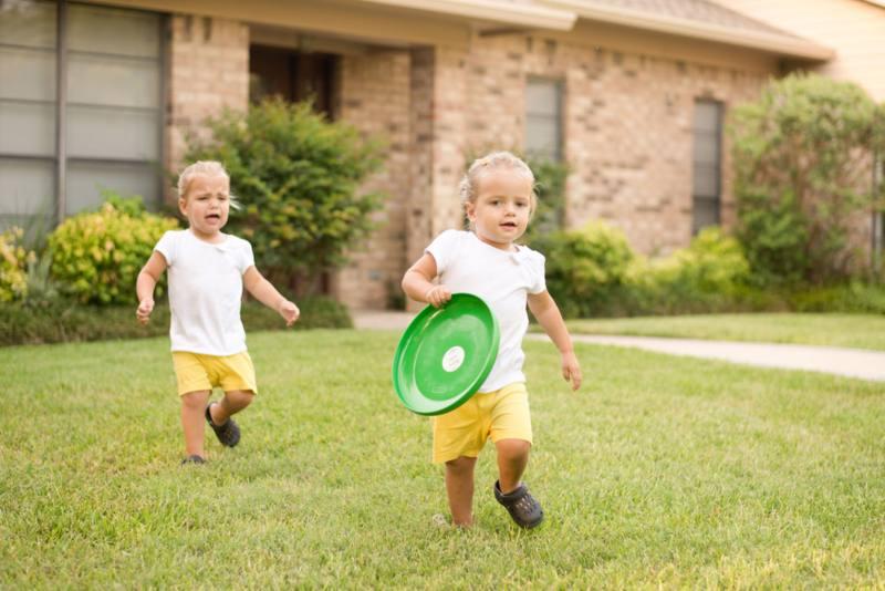 Family Day Frisbee Fun 2019 in Burnaby