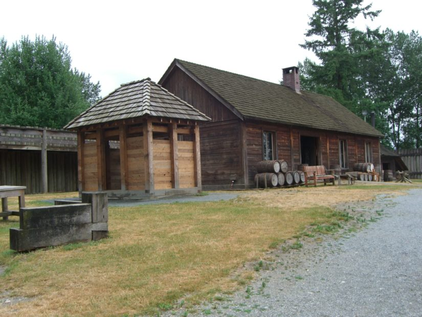 Spring Break at Fort Langley National Historic Site 2019 in Langley
