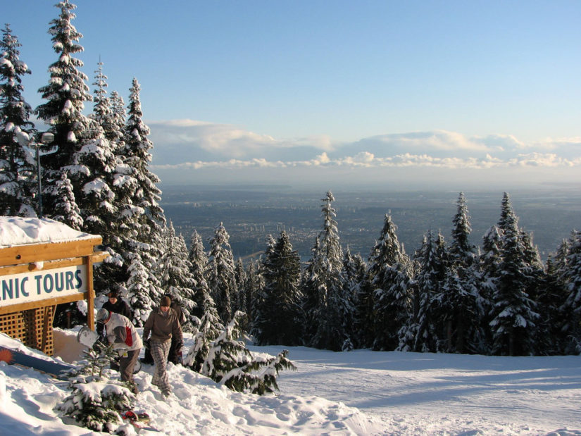 Grouse Mountain 24 Hours of Winter 2019 in North Vancouver