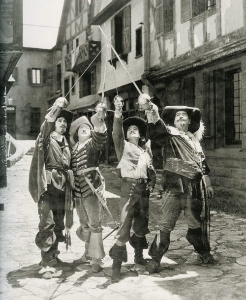 Ken Ludwig's The Three Musketeers in Port Moody