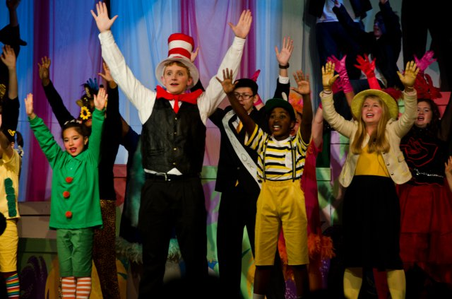 Xtreme Theatre: Suessical Jr. in Maple Ridge