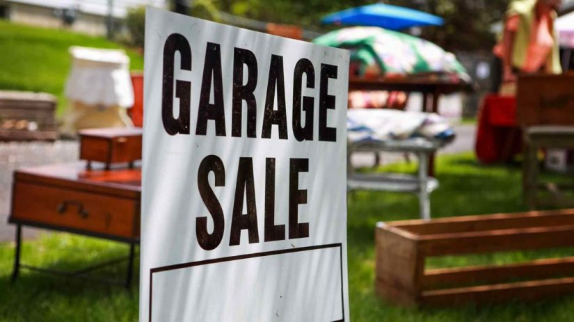 City Wide Garage Sale 2019 in Port Coquitlam