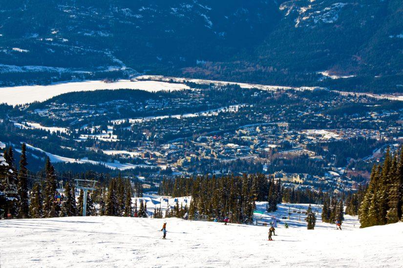 Whistler World Ski and Snowboard Festival 2019 in Whistler