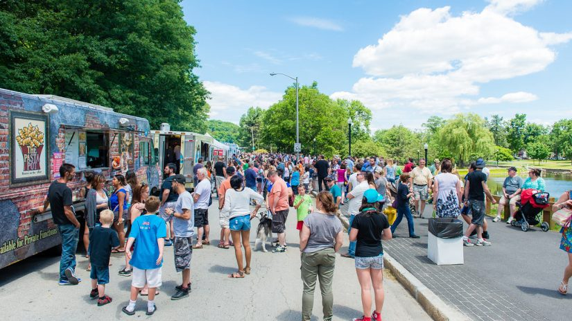 Fraser Valley Food Truck Festival in Abbotsford