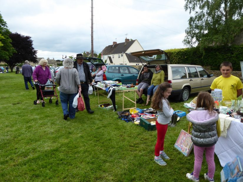 Car Boot Sale in Richmond