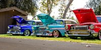 Fortins Village Classic Car Show