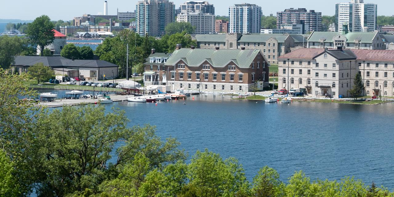 Lake Ontario communities