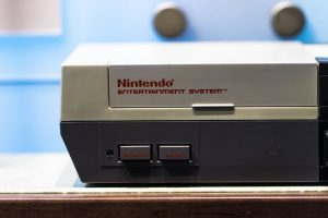 Retro Gaming Expo in New Westminster